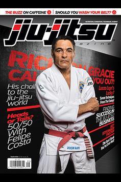 Jiu-Jitsu Mag poster