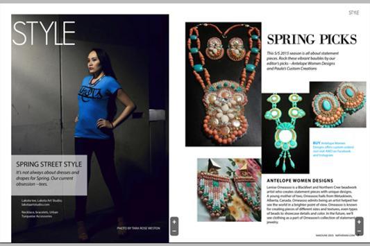 Native Max Magazine apk screenshot