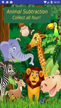 Animal Subtraction poster