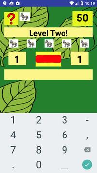 Animal Subtraction screenshot 1