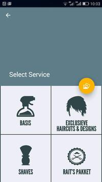 Rait's Barbershop apk screenshot