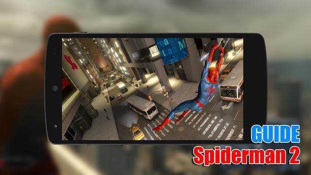 Guide The Amazing Spider-Man 2 poster