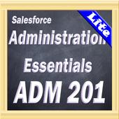 Salesforce Admin ADM 201 LITE icon