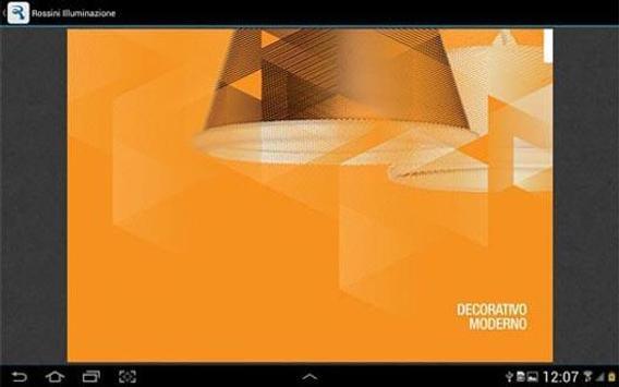 Rossini Illuminazione screenshot 3