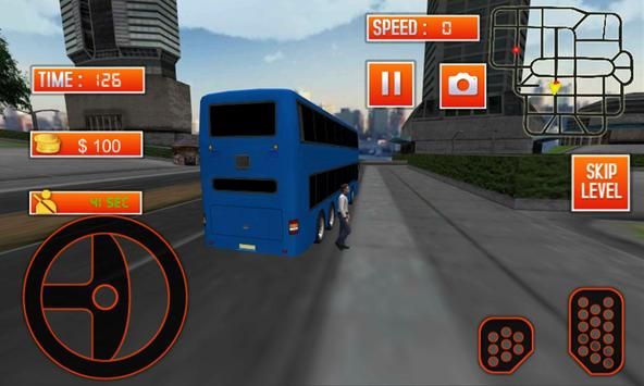 Manhattan Bus Driver Simulator apk screenshot