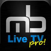MB LiveTV Pro! icon