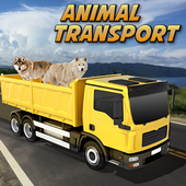 Animal Hill Climb Truck Sim icon
