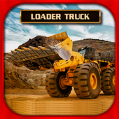 Construction Truck Loader Sim icon