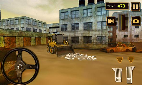 Construction Truck Loader Sim apk screenshot