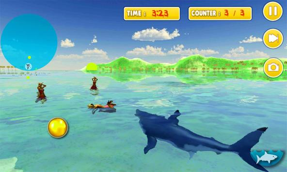 Hardcore Angry Shark Civil War apk screenshot