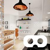 Interior 360º VR icon