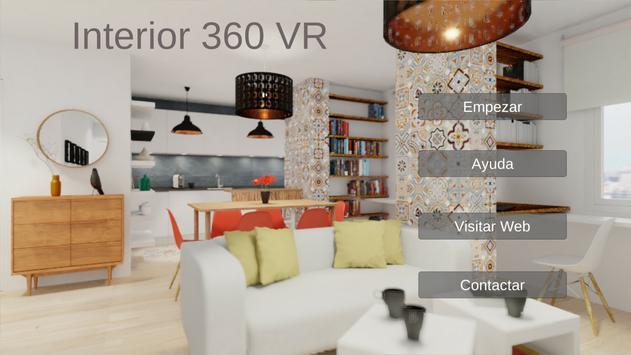 Interior 360º VR poster