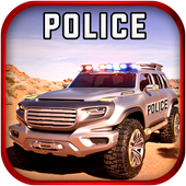 Police Legend Hill Driver icon