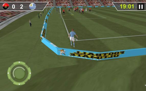 Football Real Hero; Play American Free Soccer Game screenshot 2