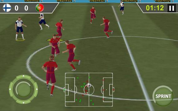 Football Real Hero; Play American Free Soccer Game screenshot 9