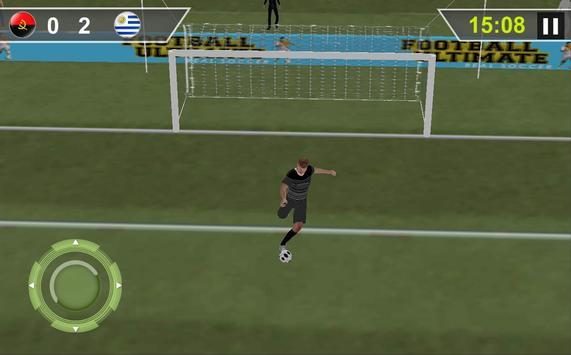 Football Real Hero; Play American Free Soccer Game screenshot 3