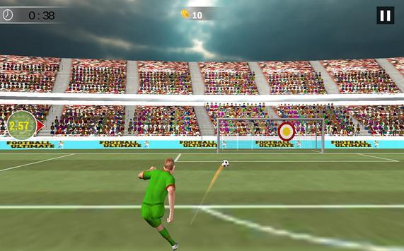 Football Real Hero; Play American Free Soccer Game screenshot 4