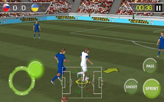 Football Real Hero; Play American Free Soccer Game screenshot 7