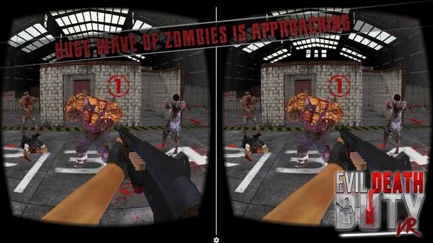 VR Evil Death Duty apk screenshot