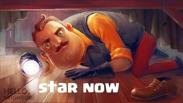 Guide Hello Neighbor Alpha 4-poster