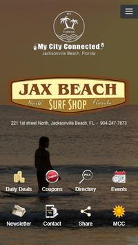 My City Connected-Jax-Beach poster