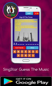 SingStar Guess The Song poster