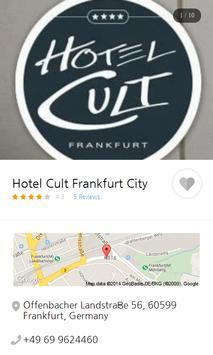 Frankfurt city guide(maps) apk screenshot