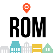 Rome city guide(maps) icon
