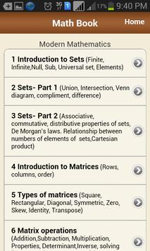 Math Book screenshot 12