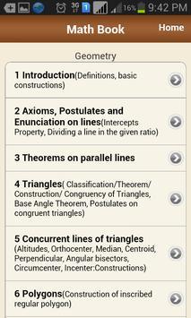 Math Book screenshot 7