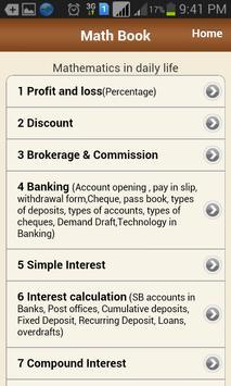 Math Book screenshot 5