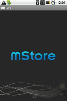 mStore poster