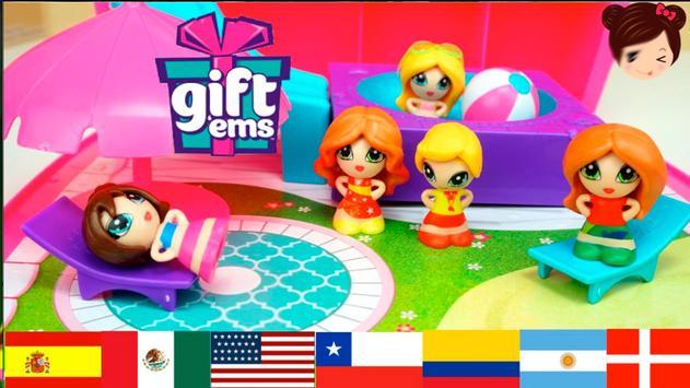 MBAHJAHAT Los Juguetes de Titi Royal Show screenshot 2