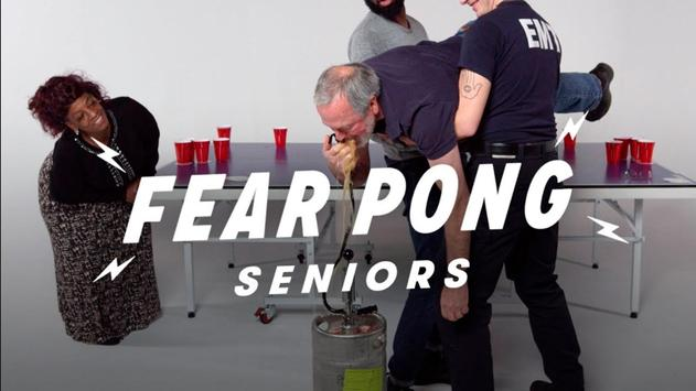 MBAHJAHAT Cut Fear Pong Show screenshot 2
