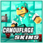 Camouflage Skin for Minecraft PE icon