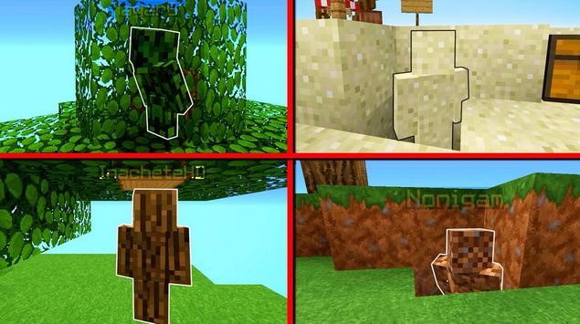 Camouflage Skin for Minecraft PE screenshot 2