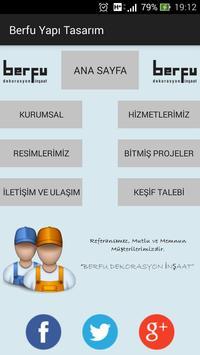 Berfu Yapı Tasarım poster