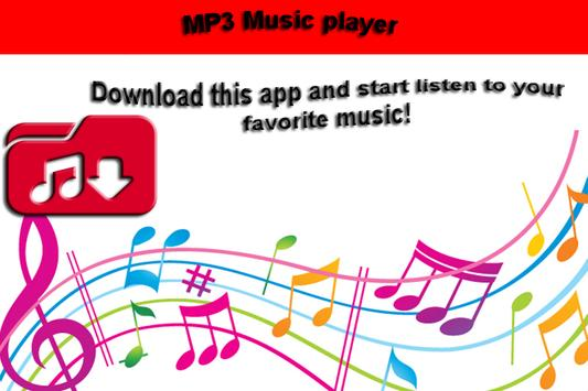 MP3 Music Player - 100% Real & Free poster