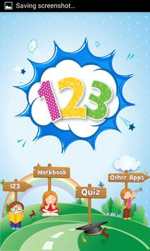 1234 Kids apk screenshot