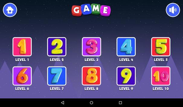 1234 Kids screenshot 1