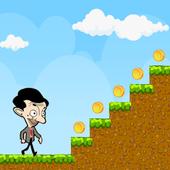 Adventure run for m. bean icon