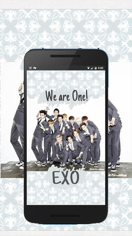 Fan Art Exo Kpop Hd Wallpaper For Android Apk Download