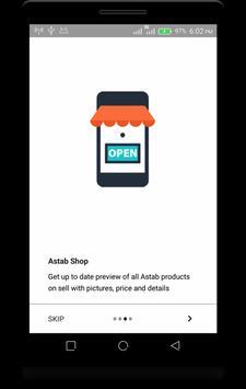 Astab screenshot 2