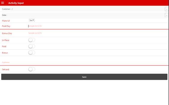 MPS Mbis Planning System apk screenshot