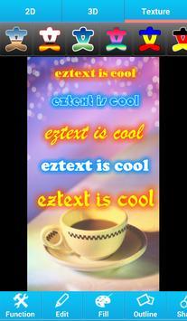 ezText - edit photo with text apk screenshot