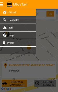 MBOATAXI apk screenshot