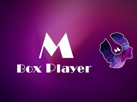 MBox Music Player poster
