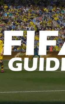 Soccer FIFA 17 mobile Tips poster