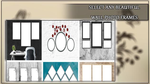 Wall Photo Frames Editor 2018 screenshot 3