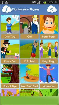 Kids Nursery Rhymes screenshot 2